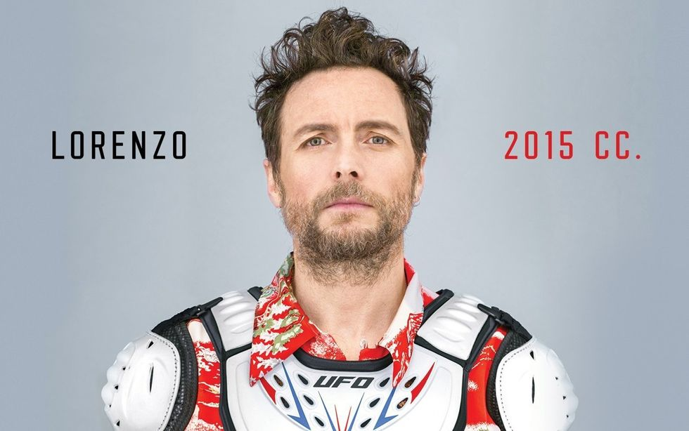 """Jovanotti: """"Lorenzo 2015 cc"""" premiato dal Medimex come miglior album"""