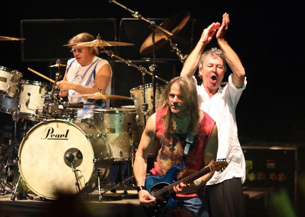 Deep Purple: la scaletta dei concerti italiani