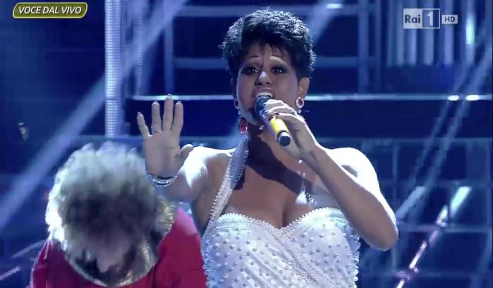 Tale e Quale Show 5: Karima è Aretha Franklin - Le pagelle