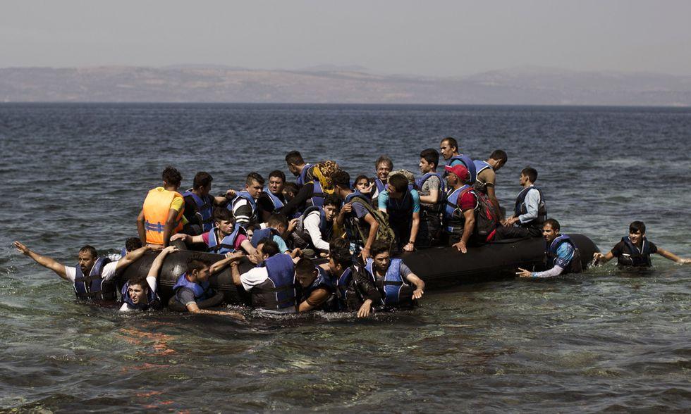 Immigrazione: doppia tragedia nel mar Egeo