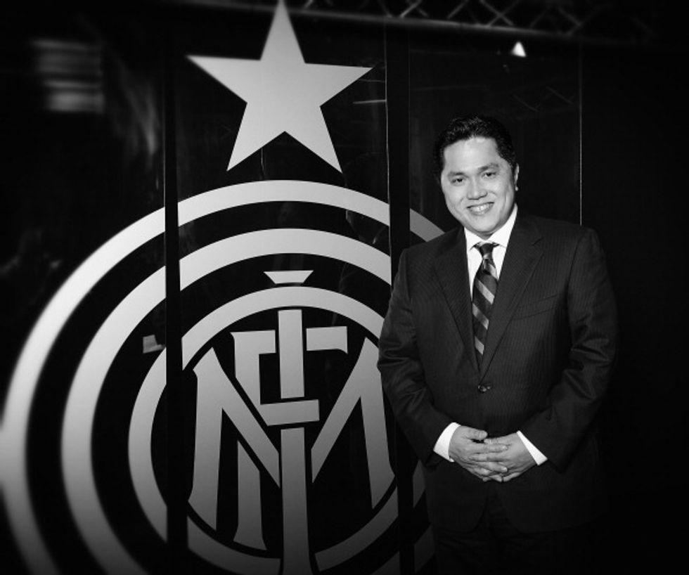 Thohir e i prestiti all'Inter: 108 milioni di euro in un anno