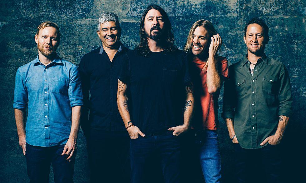 Foo Fighters: oggi in vendita i biglietti per Cesena