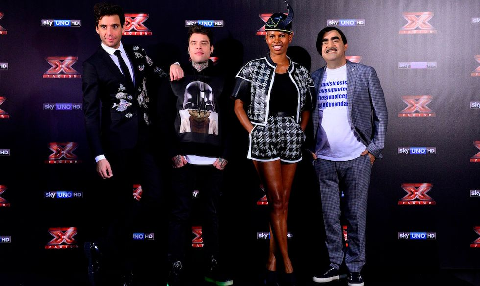 La giuria di X Factor 9