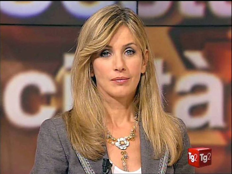 Maria Grazia Capulli Tg2