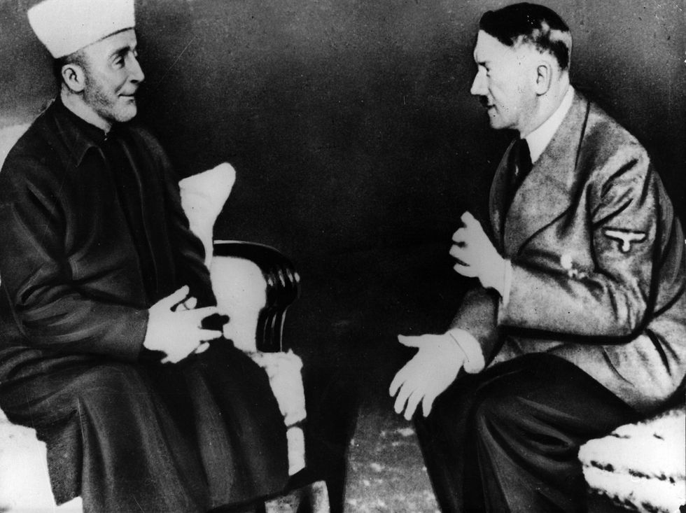 Hitler e il Gran Mufti: la grande gaffe di Netanyahu