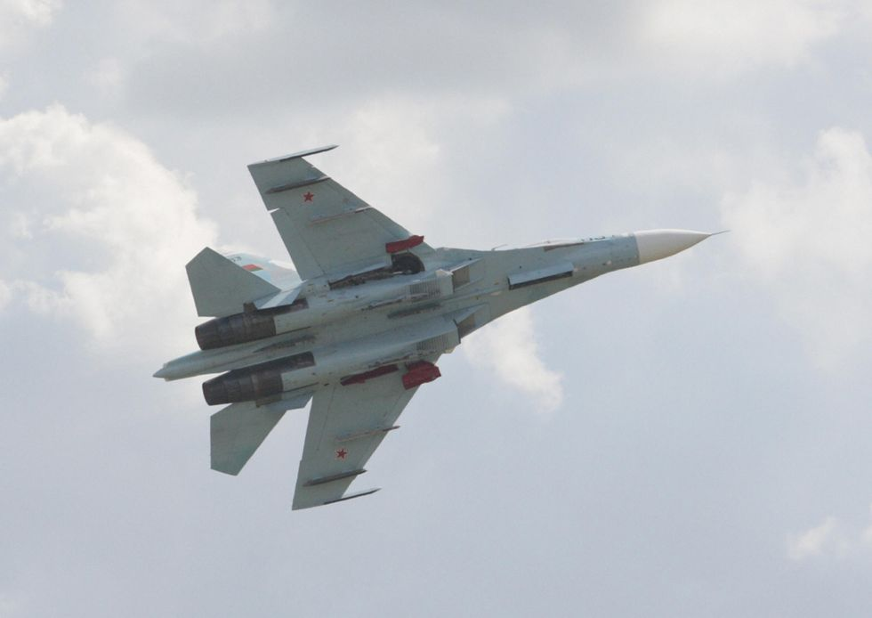 aerei russi