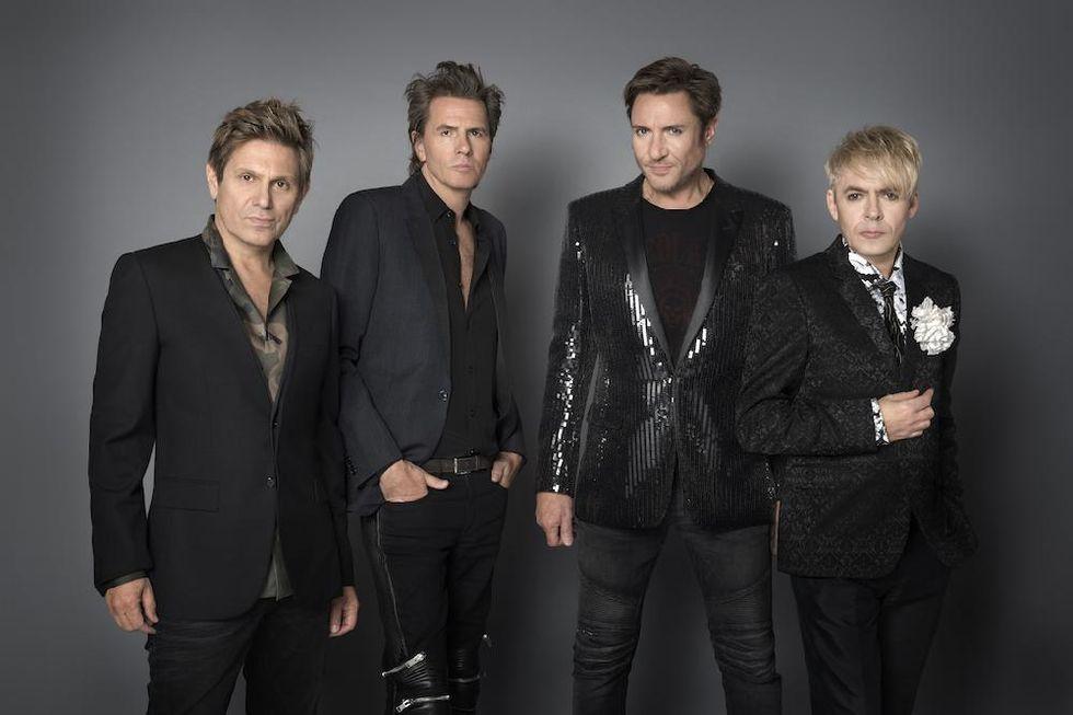"Duran Duran: il video di ""Pressure off"""