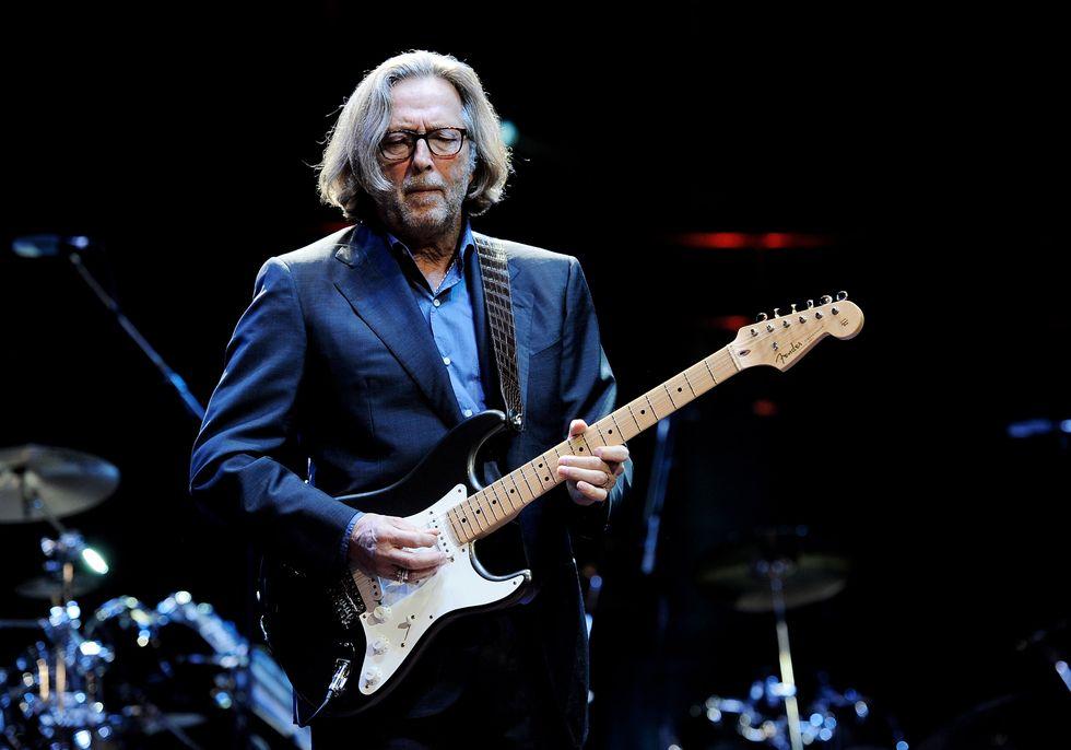 Eric Clapton festeggia 72 anni - I 5 album cult