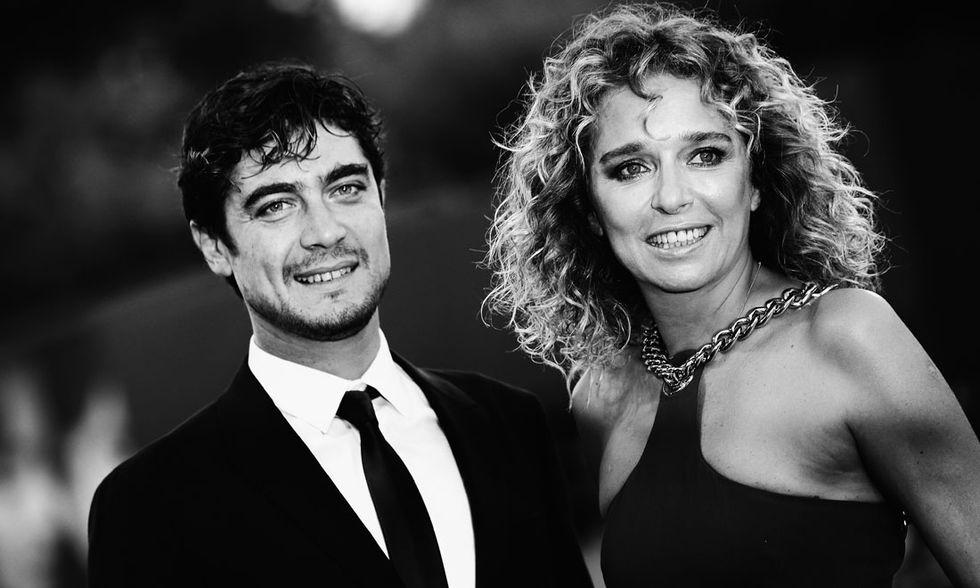 Riccardo Scamarcio e Valeria Golino