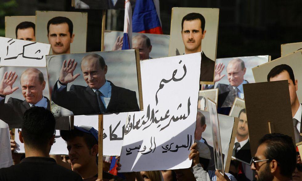 Siria, le armi americane fermano l'avanzata del regime