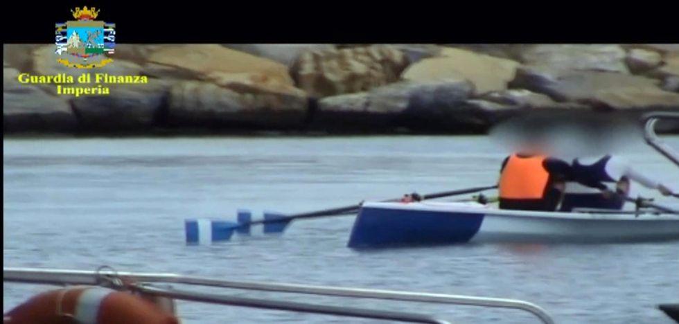 Assenteismo in Comune Sanremo:in canoa durante orario lavoro