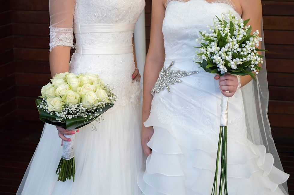 Matrimonio lesbo