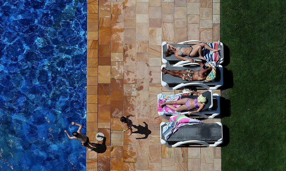 L'estate in Australia