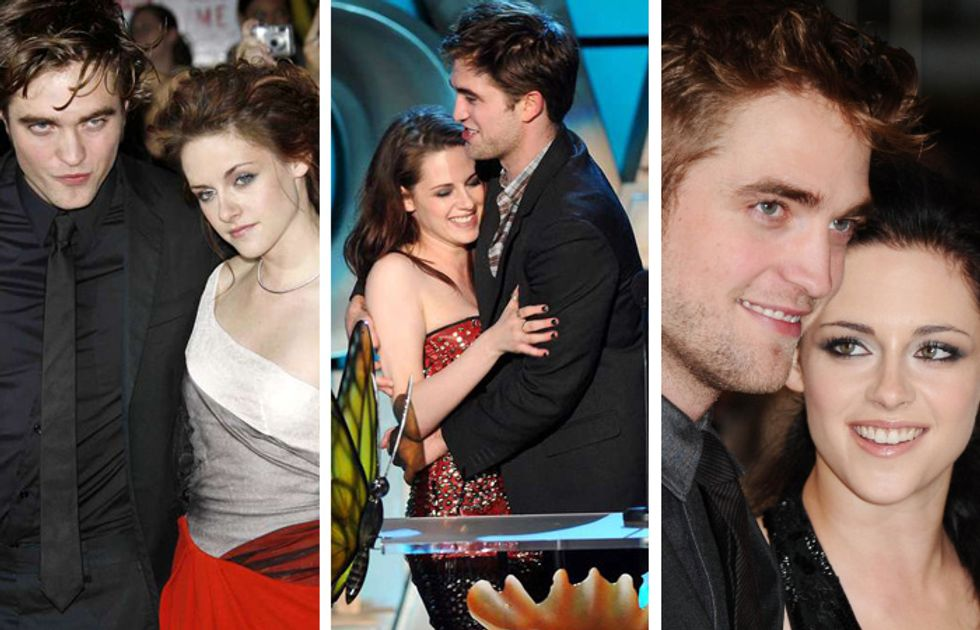 Kristen Stewart e Robert Pattinson: la fotostoria completa