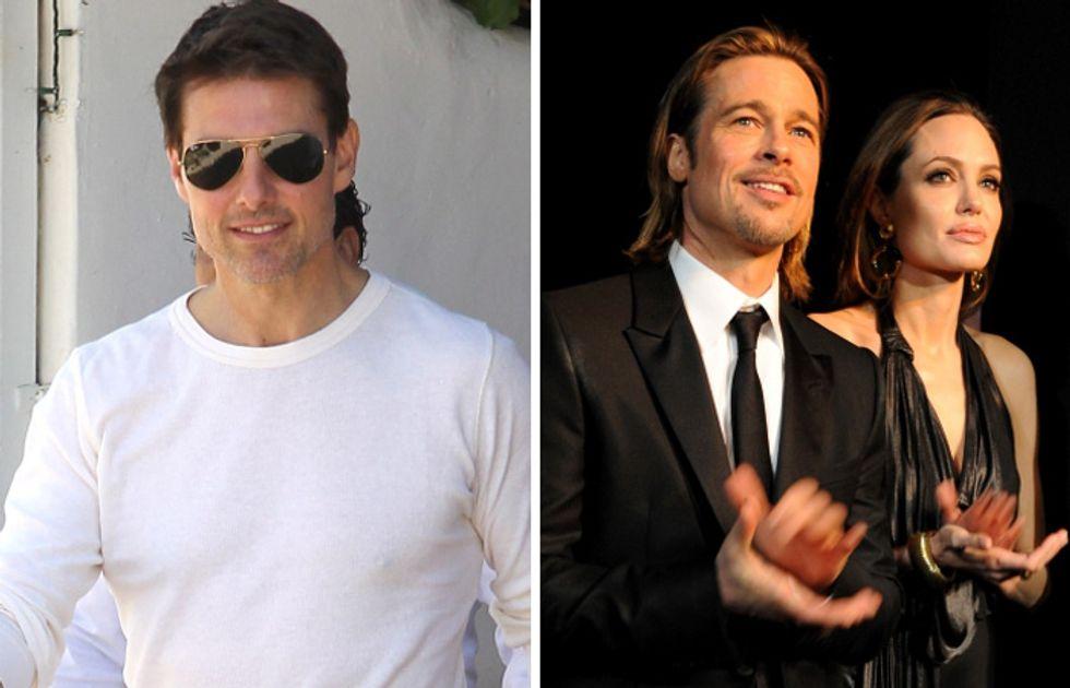 Tom Cruise, Johnny Depp, Angelina Jolie e Brad Pitt: ecco gli pseudonimi quando prenotano un hotel