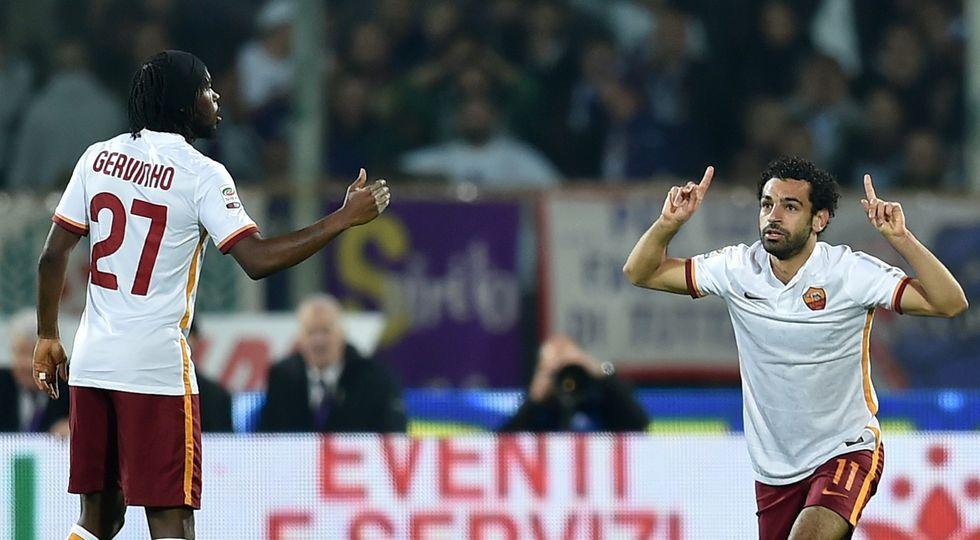 Fiorentina - Roma 1-2, i giallorossi tornano in vetta al campionato
