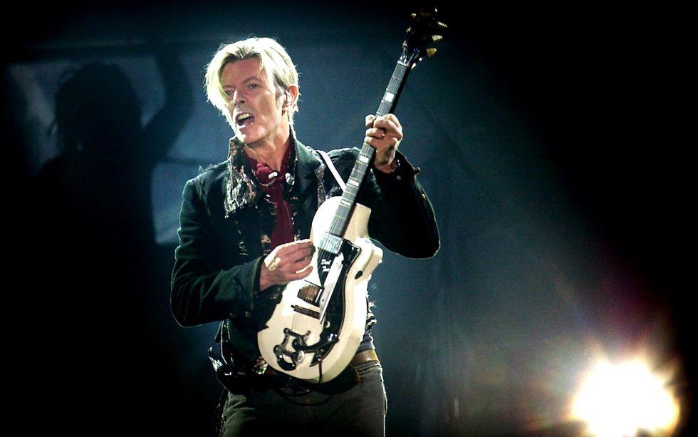 "David Bowie: l'8 gennaio esce il nuovo album ""Blackstar"""
