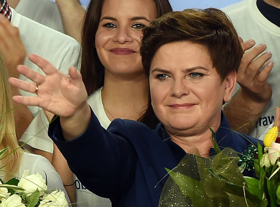 Beata-Szydlo-polonia