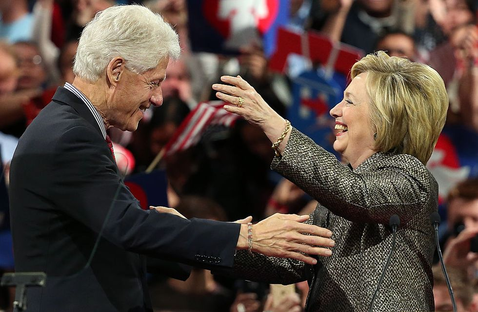 Perché Hillary Clinton vuole che Bill si occupi dell'economia americana