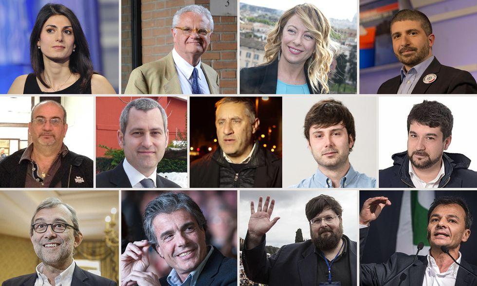 Candidati sindaco Roma