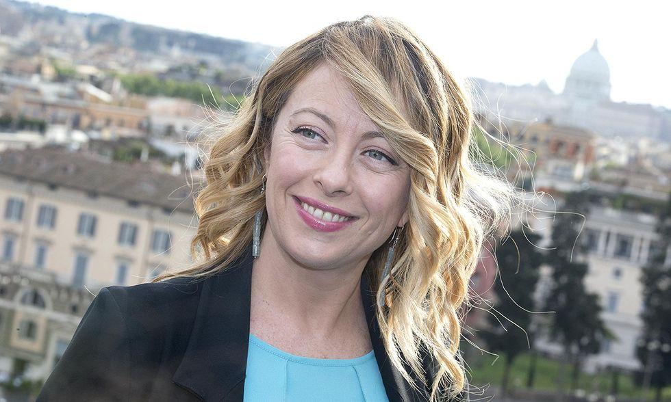 Candidati sindaco Roma: Giorgia Meloni