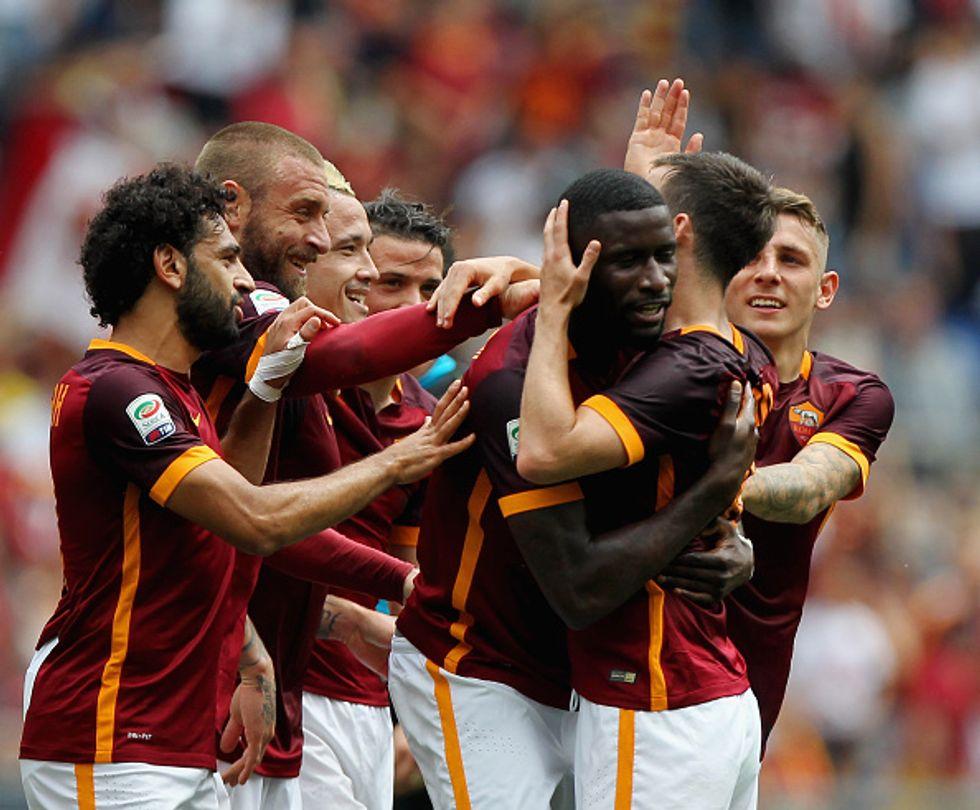 Roma, la difficile strada verso la Champions: non sarà testa di serie