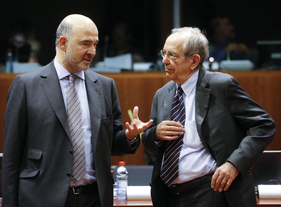 Moscovici: la Ue deve accogliere le richieste italiane sul deficit e le banche