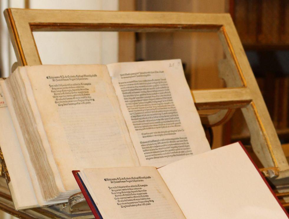 La lettera di Cristoforo Colombo ritorna in Italia
