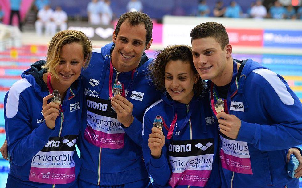 Olimpiadi Rio 2016: tutti i 297 atleti azzurri in gara