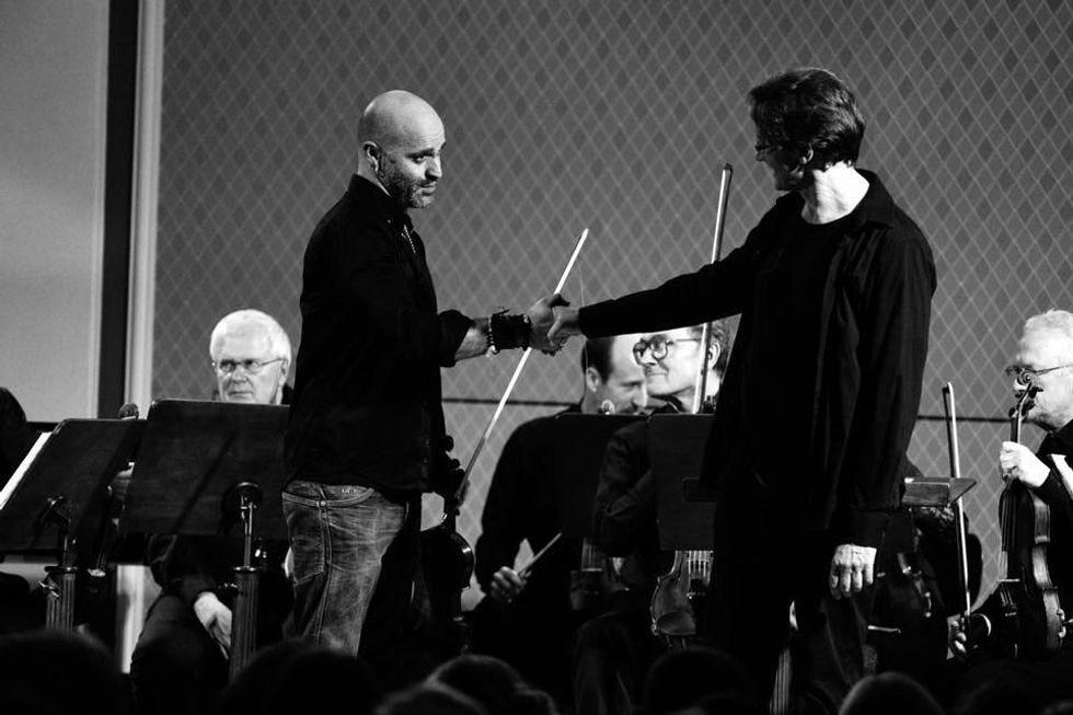 Classic & Jazz a Orvieto con Alessandro Quarta e Walter Attanasi