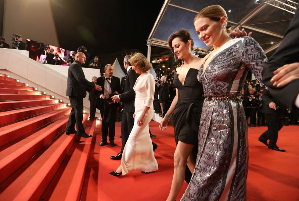 Festival di Cannes 2016 marion cotillard lea seydoux