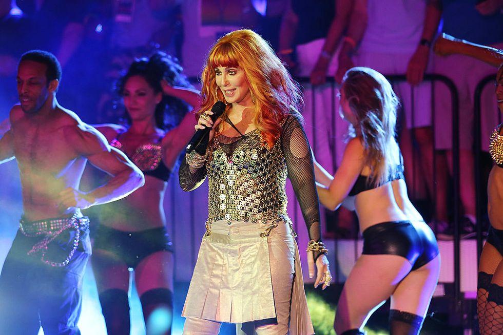 Cher: 70 anni da diva del pop - Le immagini