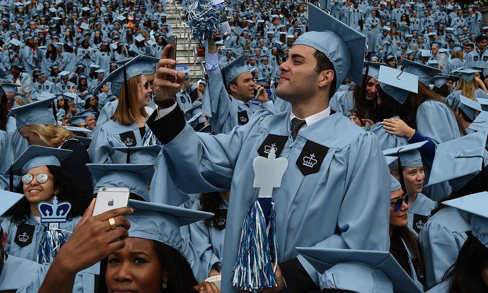 Laureati alla Columbia University