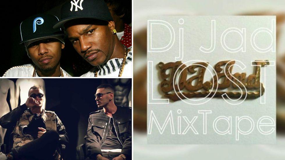 I tre dischi rap della settimana: Cam'ron e Juelz Santana, Marra e Guè e Dj Jad