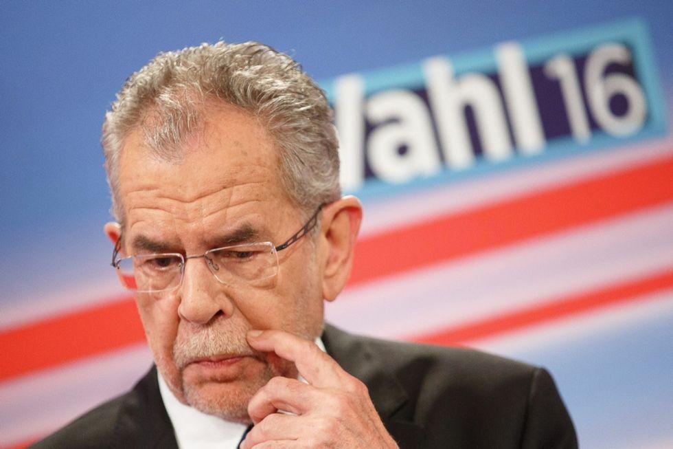 Austria, elezioni presidente
