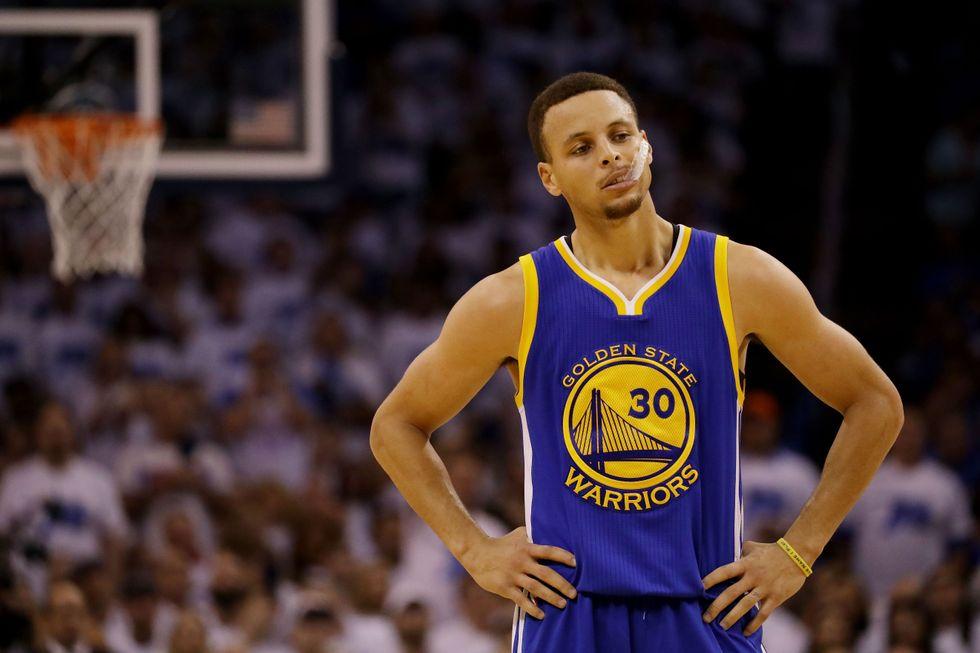 Nba: i perché della sconfitta record dei Warriors contro Oklahoma