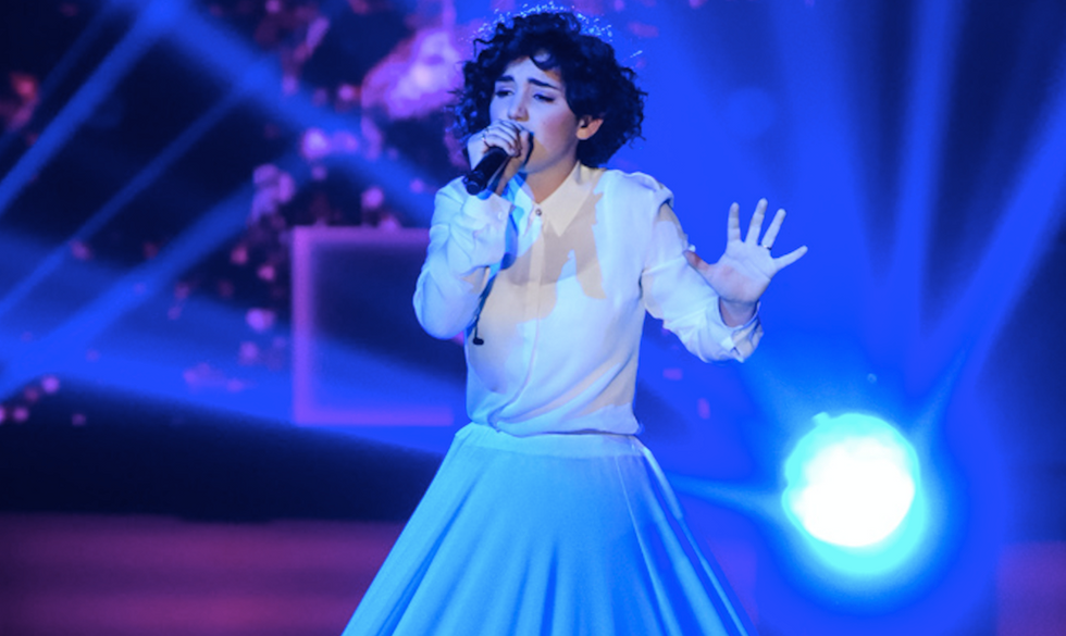 Alice Paba, vincitrice di The Voice of Italy 2016
