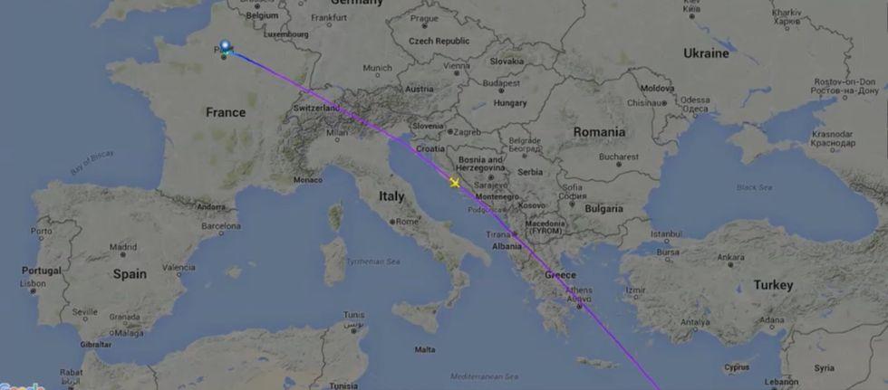 Volo EgyptAir: dove arriva la tecnologia quando un aereo scompare dai radar