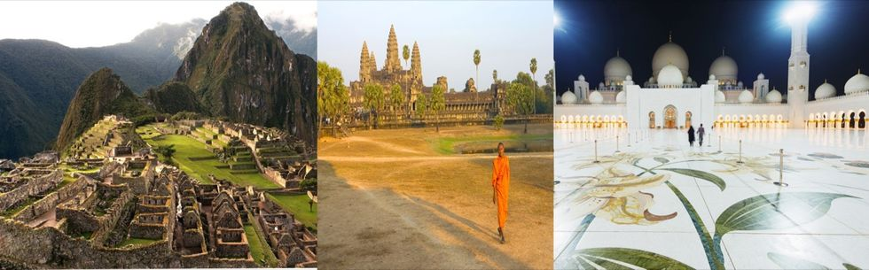 Le 10 mete turistiche più belle del mondo