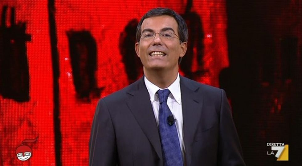 Ascolti 24/5: Boris Giuliano in calo, Floris vince la sfida dei talk-show