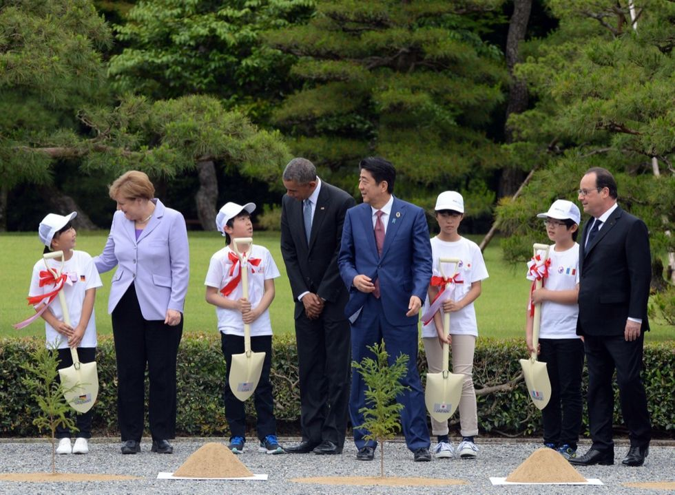 Giappone, vial al G 7: al centro economia e migranti