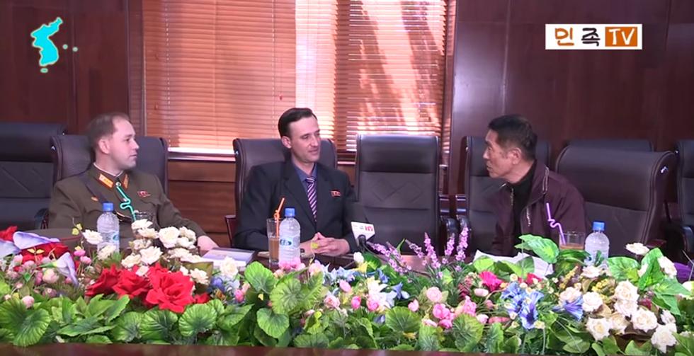 James e Ted, i testimonial viventi del regime nordcoreano