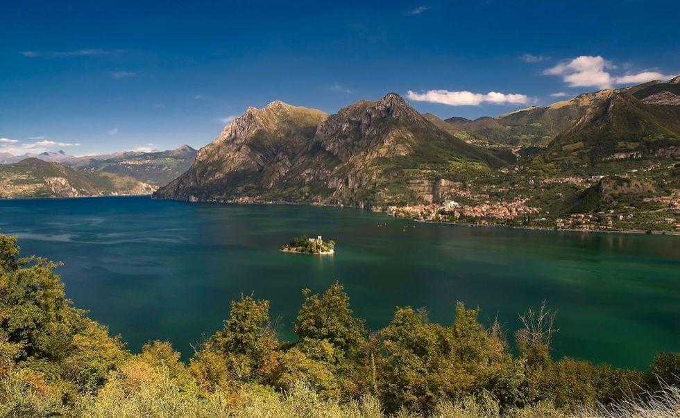 Monte Isola -Isola di Loreto