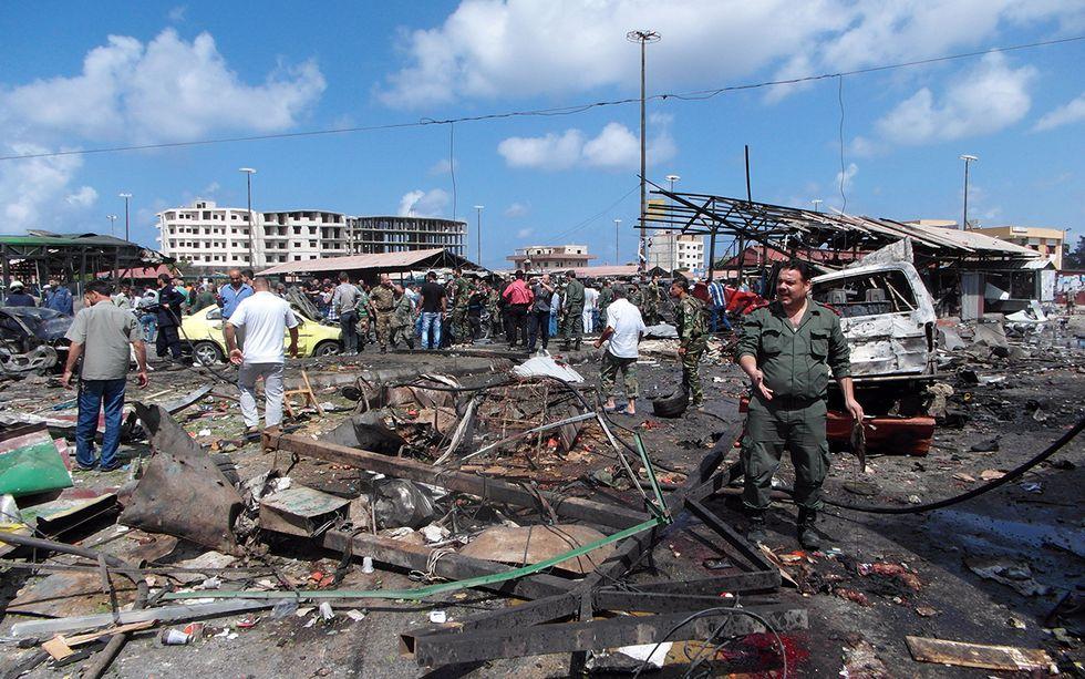 Attentati in Siria, a Jableh e a Tartus