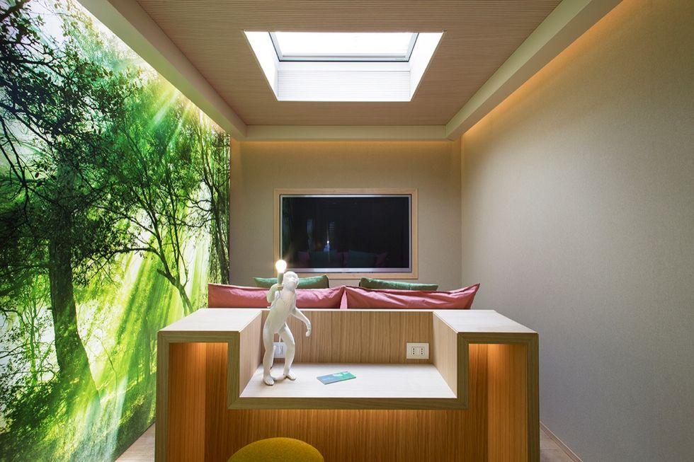 Camere pop up di design a Milano e Roma