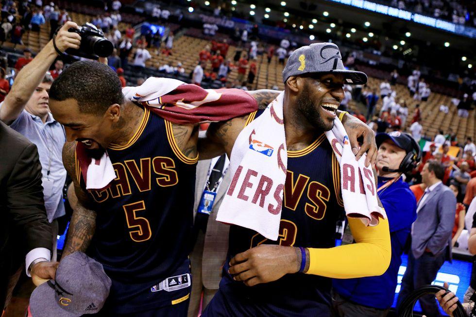 Nba: LeBron James e Cleveland in finale