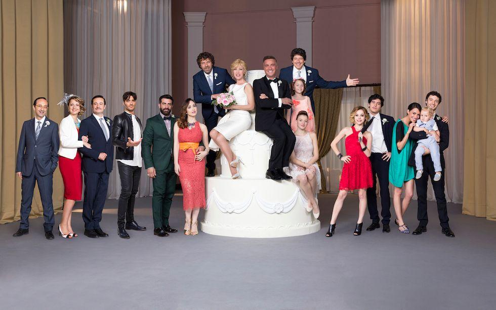 Matrimoni e altre follie Canale 5
