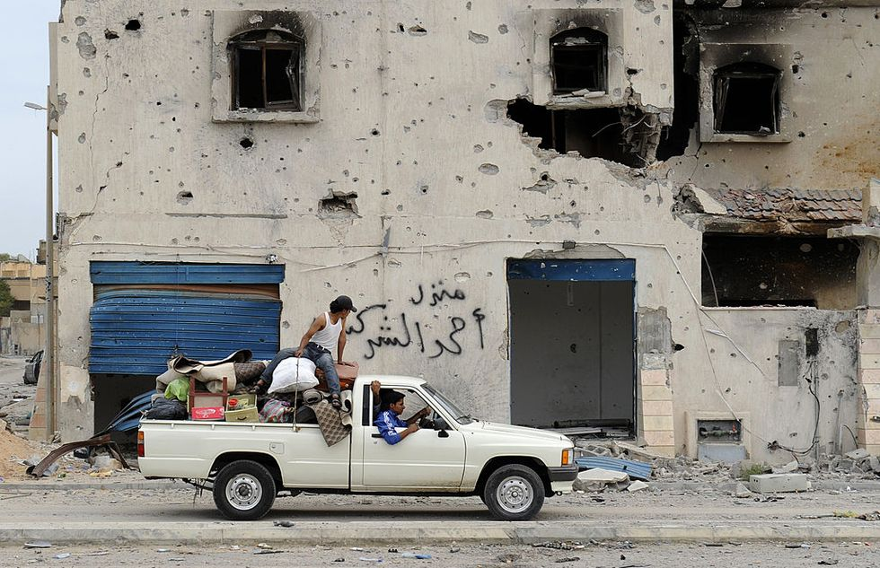 Assedio a Sirte, capitale dell'Isis in Libia
