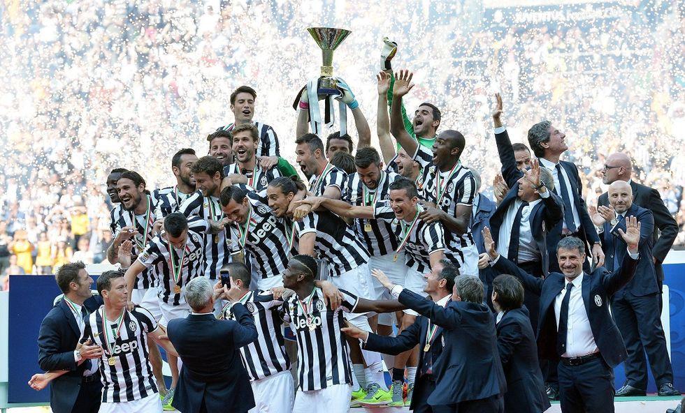 1905-2015: la storia dei 110 anni di scudetti della Juventus
