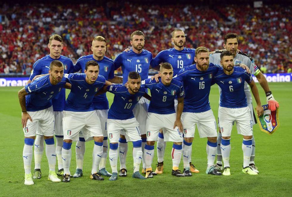 italia qualificazioni mondiale russia 2018